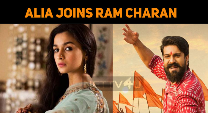 Here Is When Alia Bhatt Joins Ram Charan For RRR!