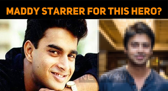 This Maddy Starrer Was Planned For This Hero?