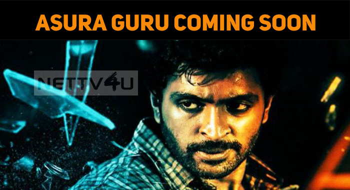 Will Vikram Prabhu's Asura Guru Take Him To The Next Level?
