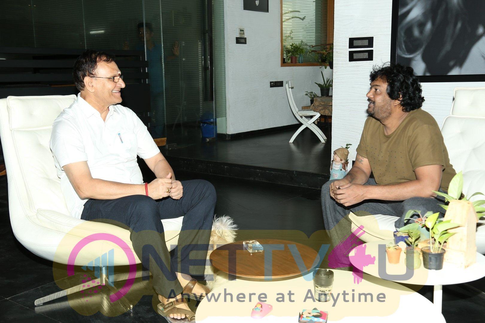 Bluff Master Movie First Look Launch By Puri Jagannadh Stills
