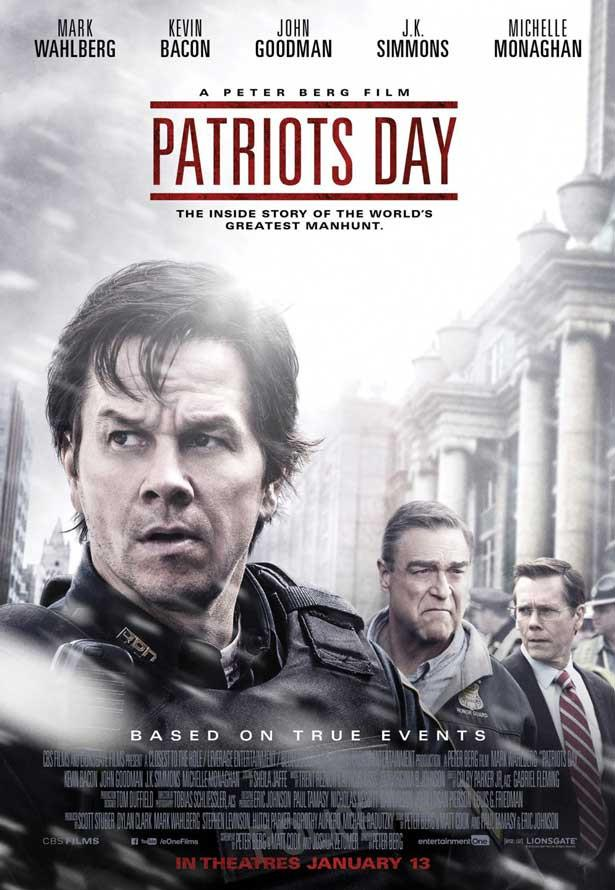 Patriots Day English Movie Review