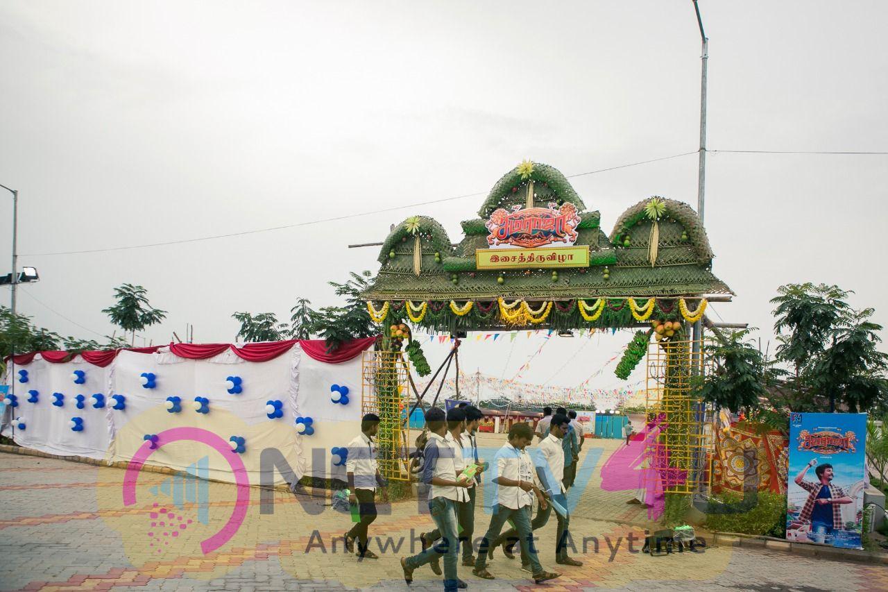 Seema Raja Audio Launch Photos  Tamil Gallery