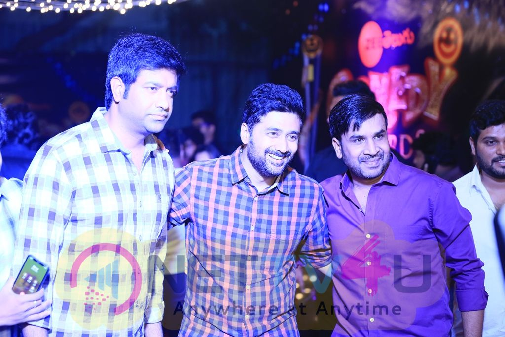 Zee Telugu Comedy Awards A Star-studded Event That Celebrated Comic Talent Telugu Gallery