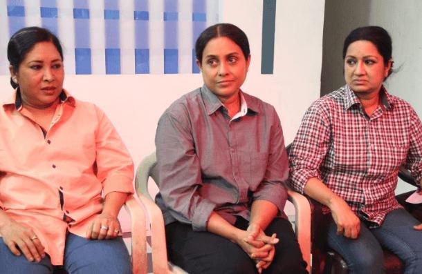Kovai Sarala And Saranya Aggrieved As Kalpana Passes Away