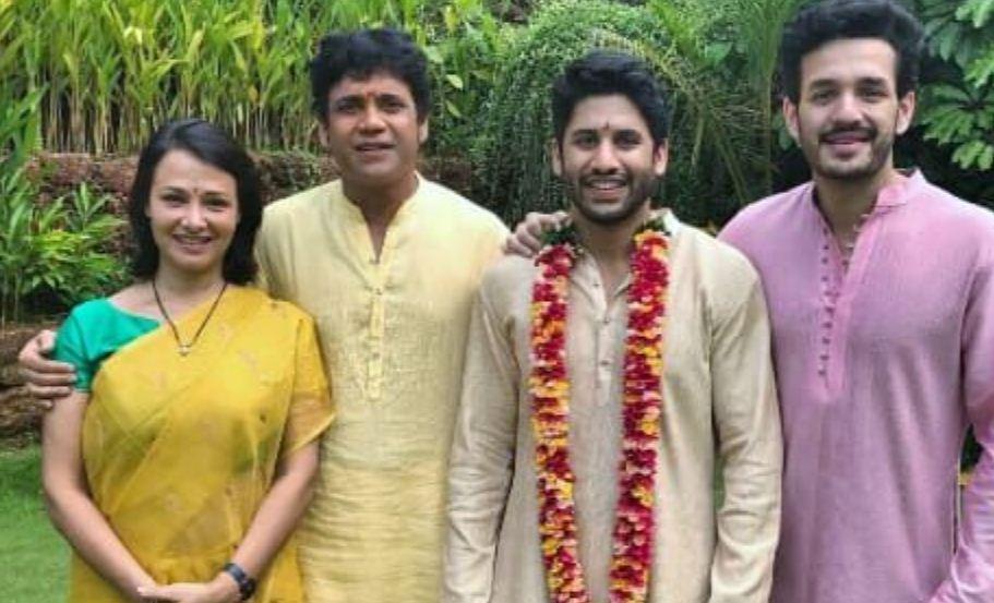 Naga Chaitanya Gets Ready For His Wedding!