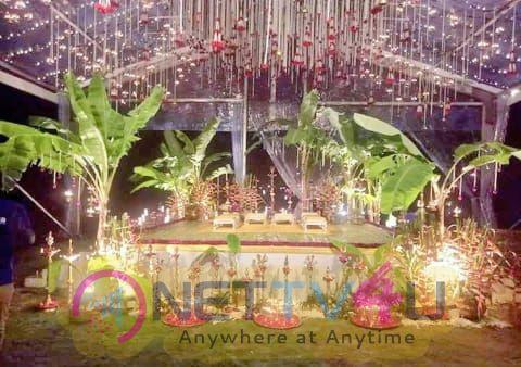 Samantha & Naga Chaitanya Marriage Attractive Photos
