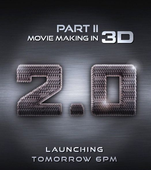 Superstar Rajini's 2.0 Making Video To Release Tomorrow!