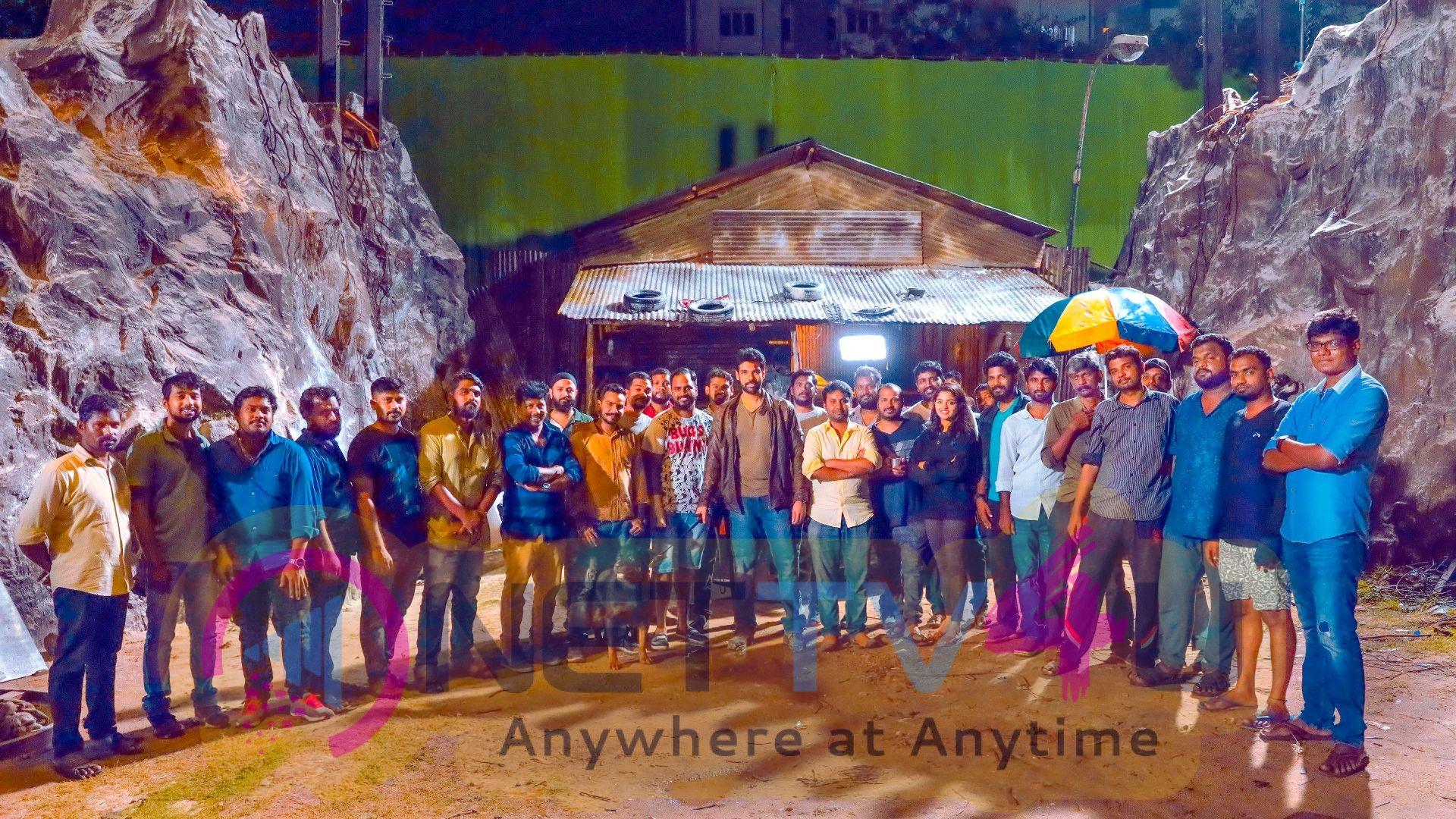 Ranga Movie Wrapped Up Pic