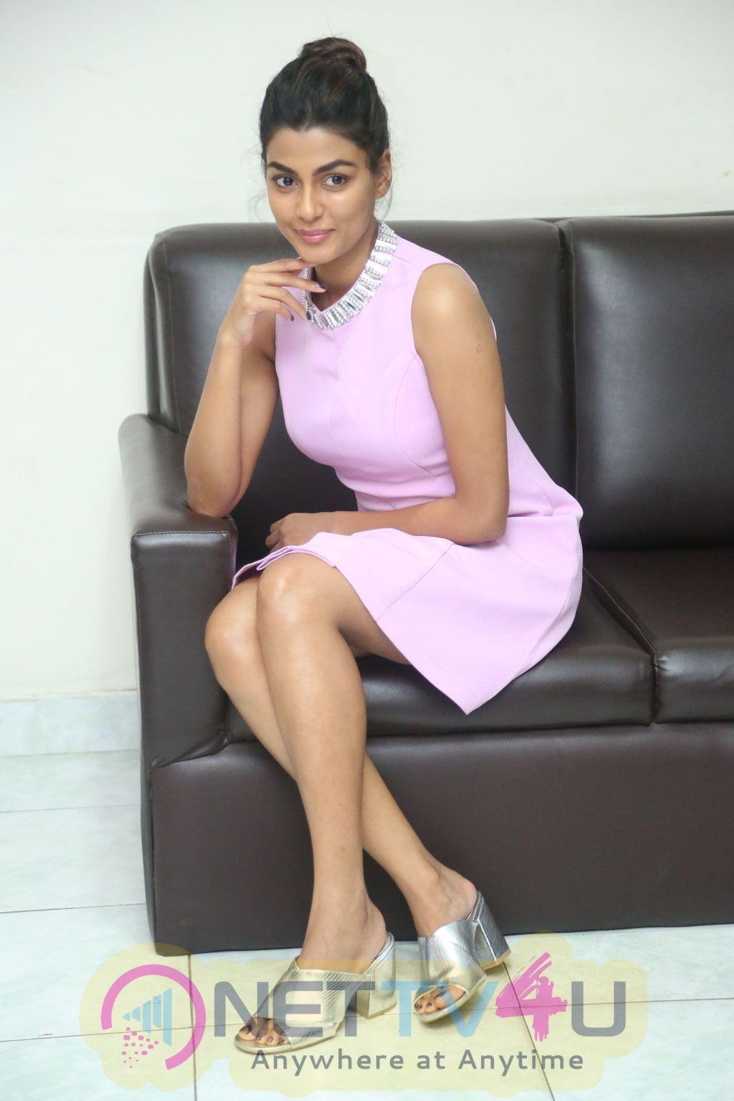 Actress Anisha Ambrose New Photoshoots