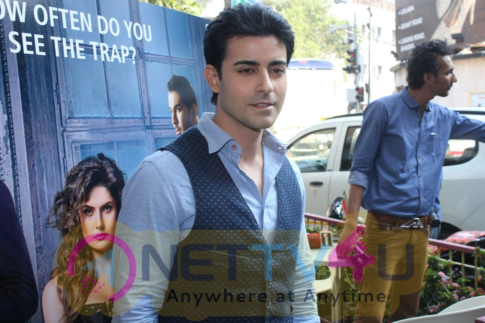 Second Trailer Launch Of Aksar 2 With Gautam Rode And Zareen Khan Pics Hindi Gallery