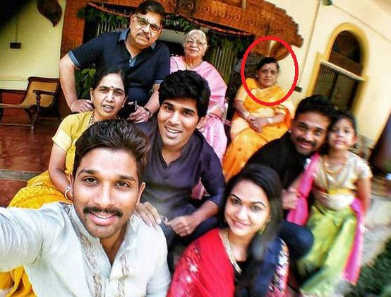 Allu Arjun's Aunt Bharathi Breathed Her Last Yesterday!