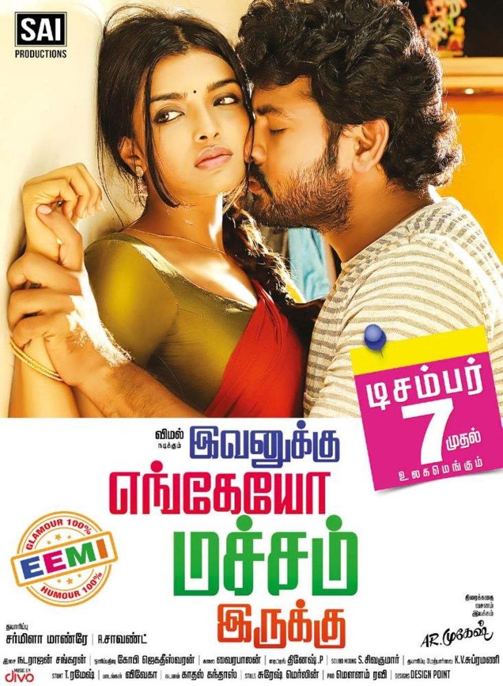 Ivanukku Engaiyo Macham Iruku Movie Review