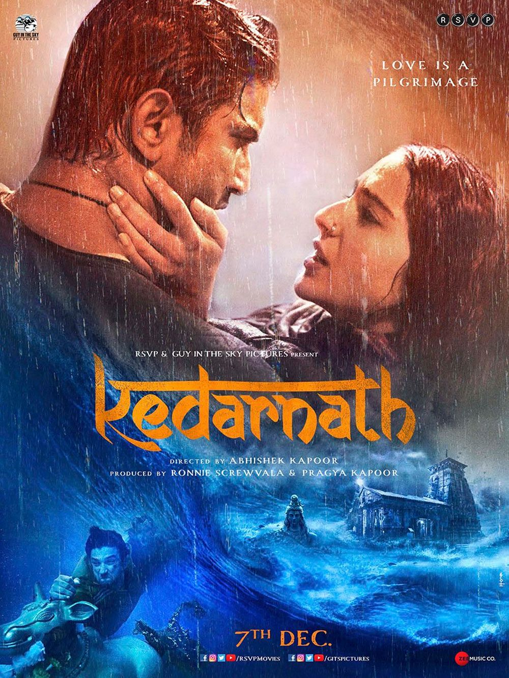 Kedarnath Movie Review Hindi Movie Review