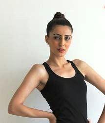 Anuki Tchokhonelidze Hindi Actress