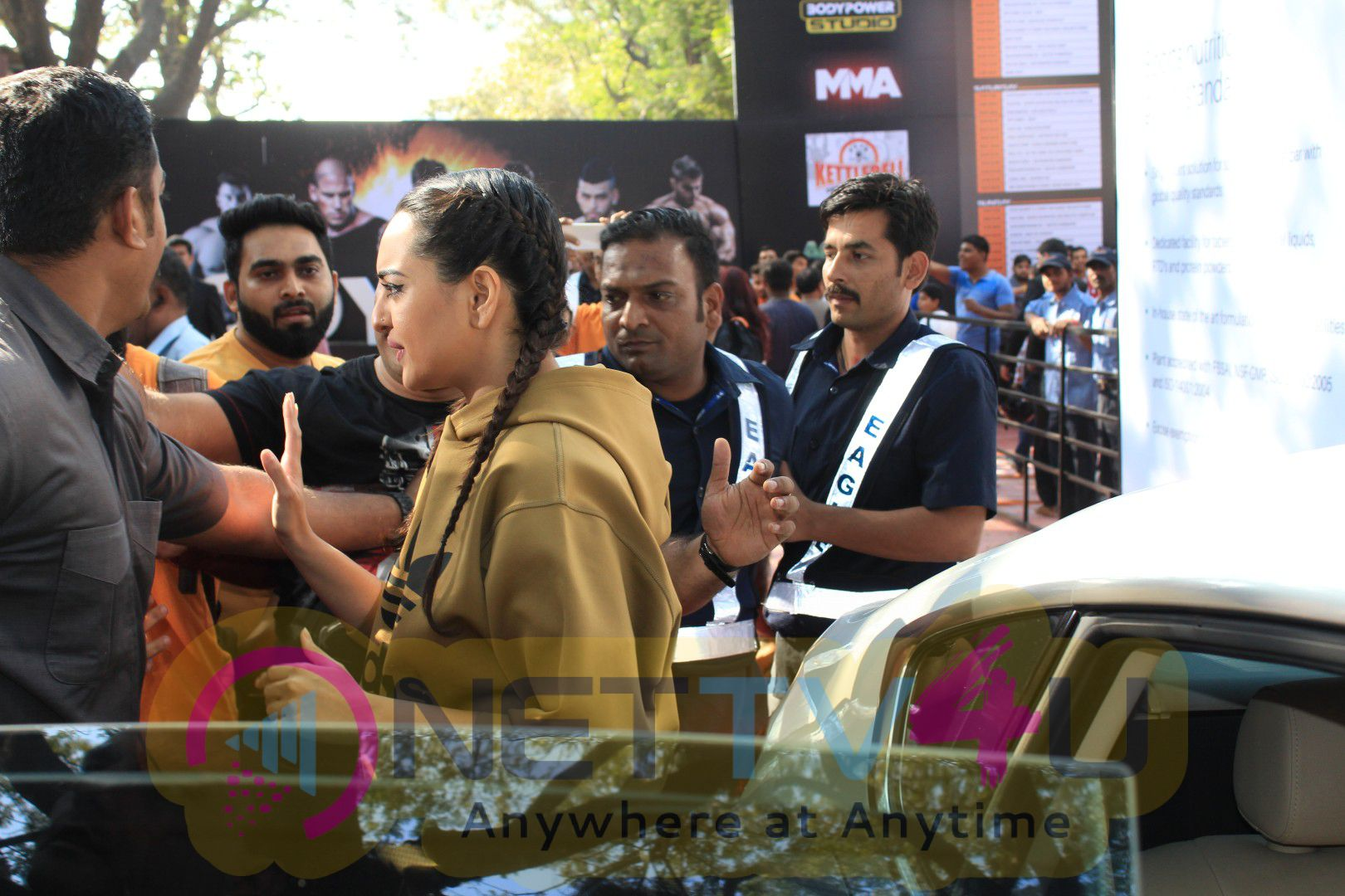 Asia's Largest & Best Show On Bodybuilding & Fitness In Presence Of Sonakshi Sinha Stills