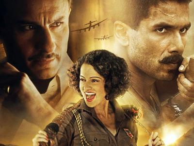 Rangoon To Hit The Screens On 24th February 201..