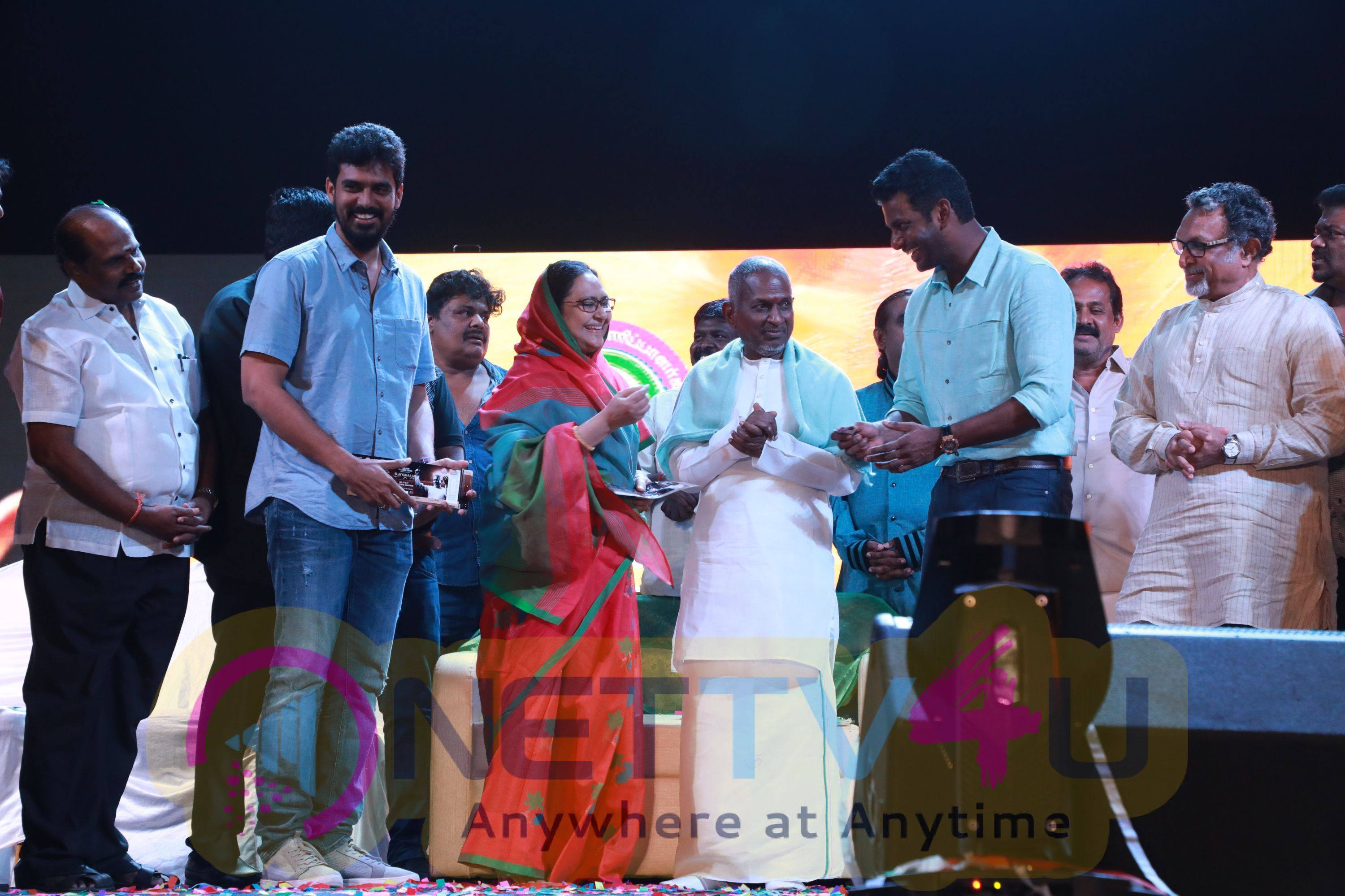Ilaiyaraaja 75 Event Tickets Launch Pics Tamil Gallery