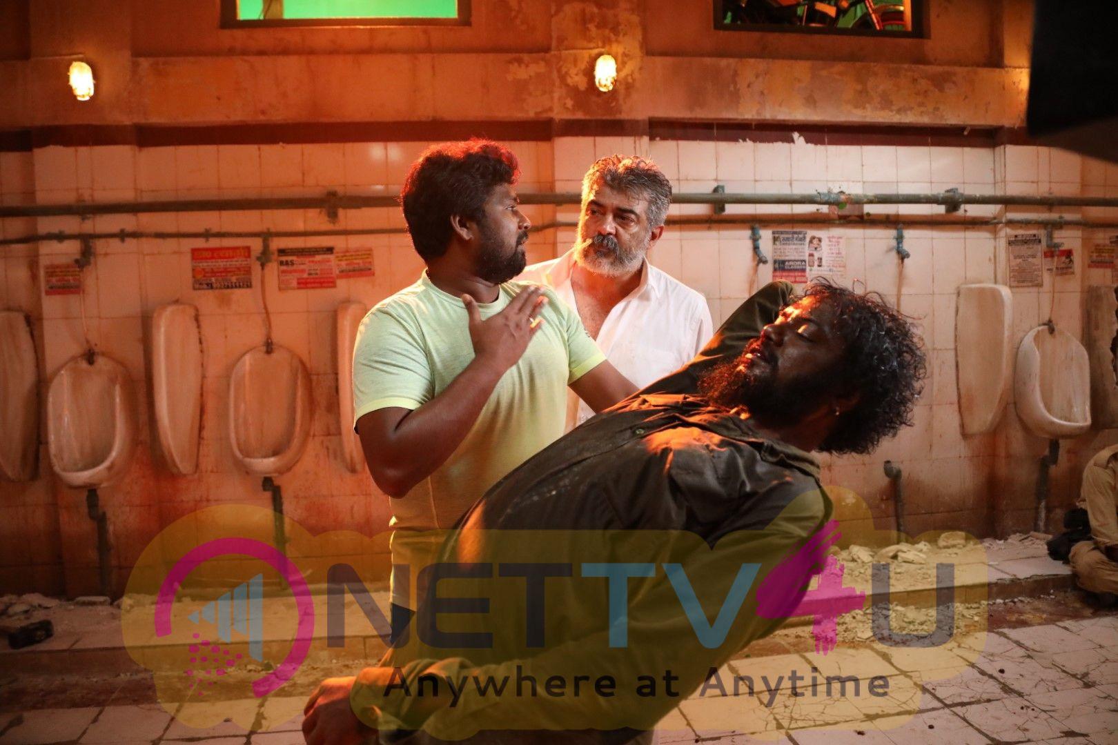 Viswasam Movie Shooting Spot Images