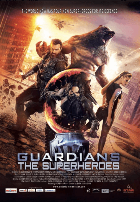 Guardians The Superheroes Movie Review English Movie Review
