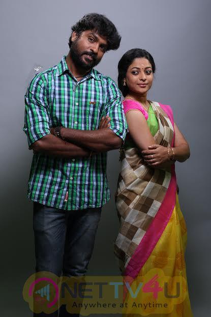 Peechaankai Tamil Movie Posters & Working Images