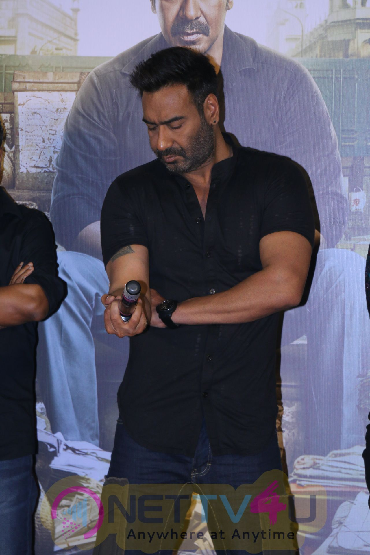 Trailer Launch Of Film RAID
