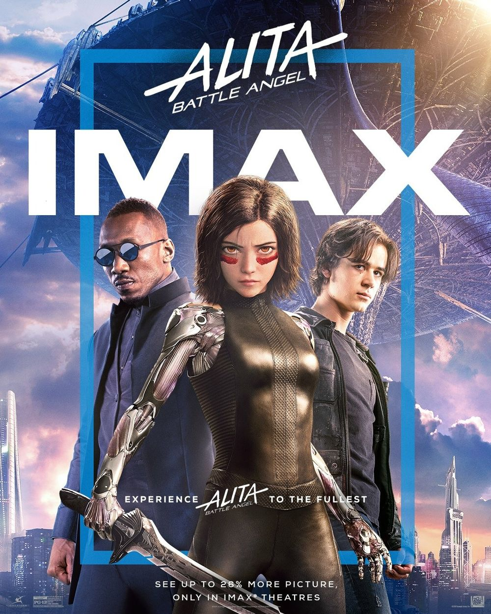 Alita: Battle Angel Movie Review English Movie Review