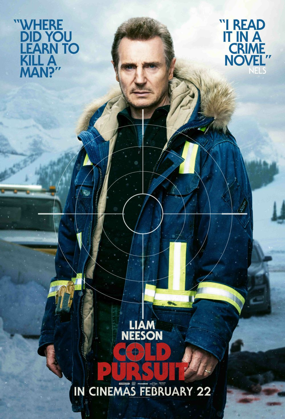 Cold Pursuit Movie Review English Movie Review