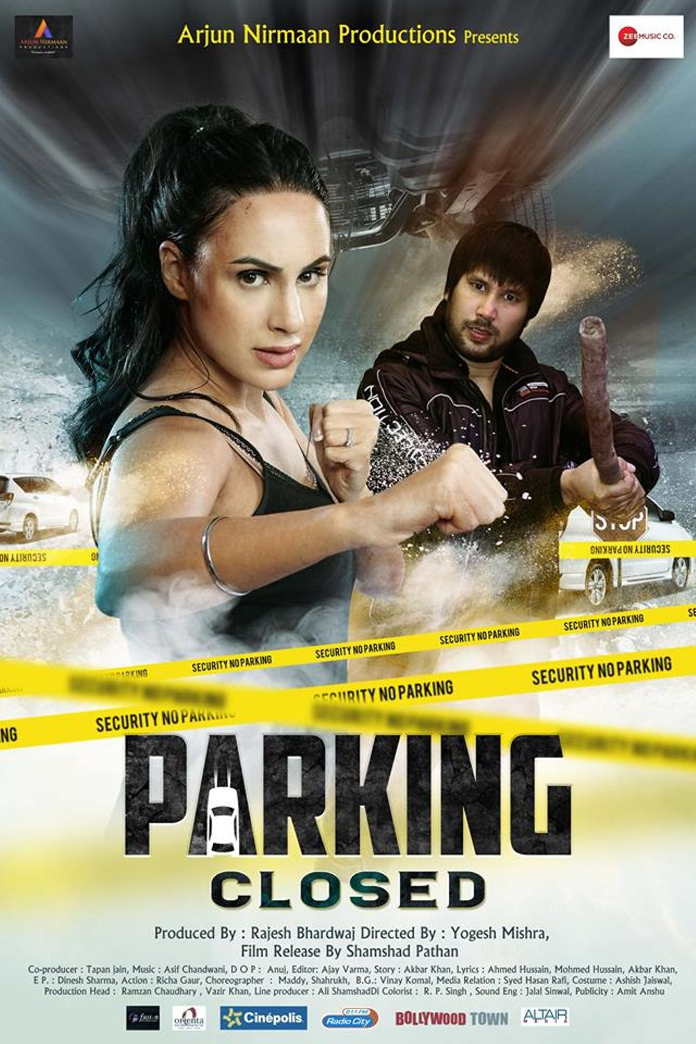 Parking Closed Movie Review
