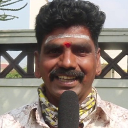 SR Murugan Tamil Actor