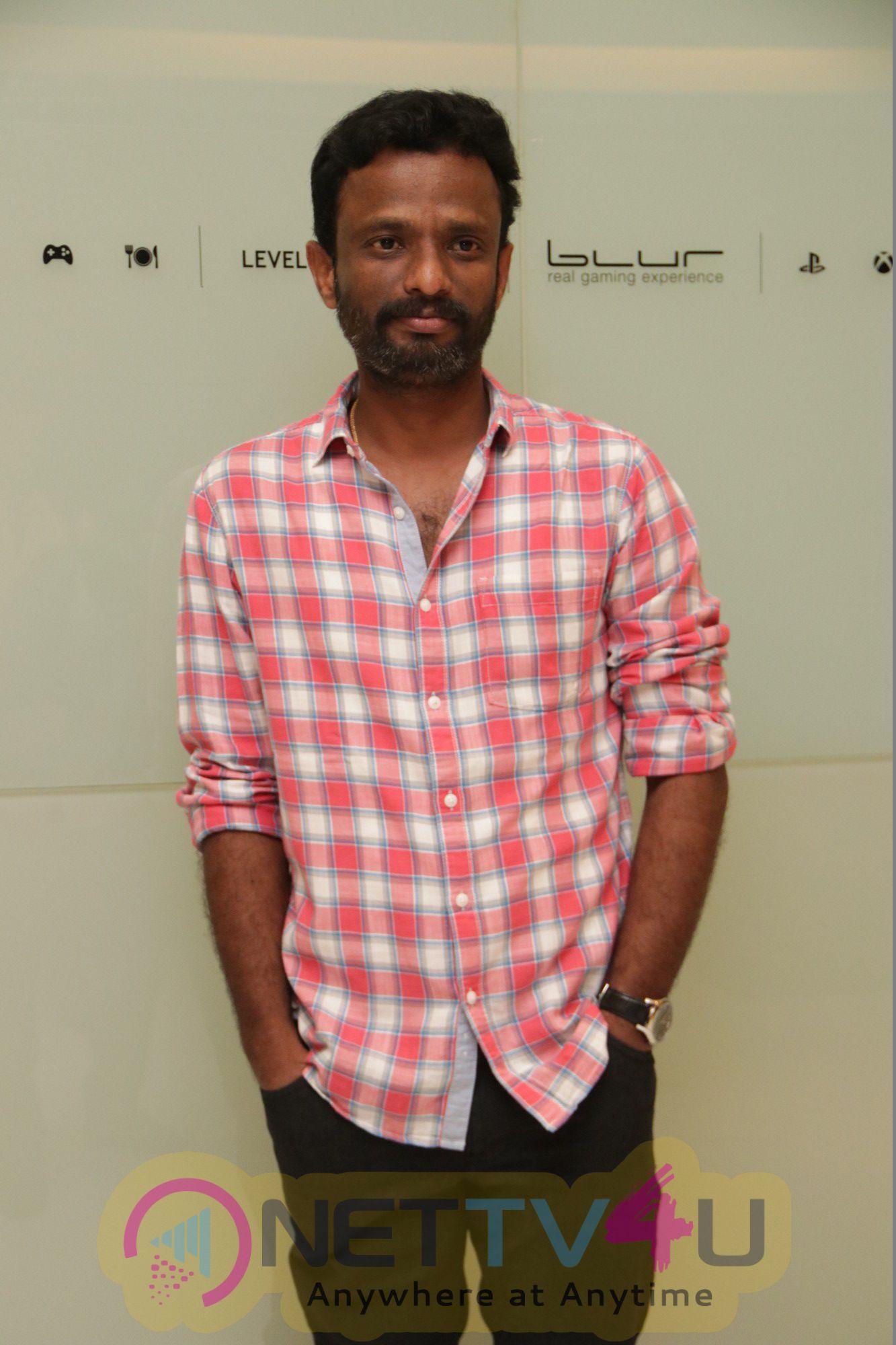 Managaram Tamil Movie Premiere Show Cute Photos
