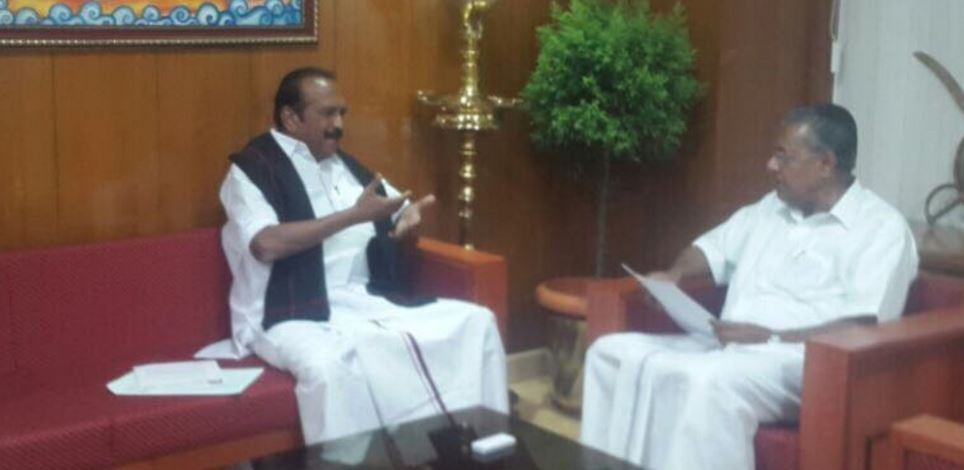 Vaiko's Request To The Kerala CM!