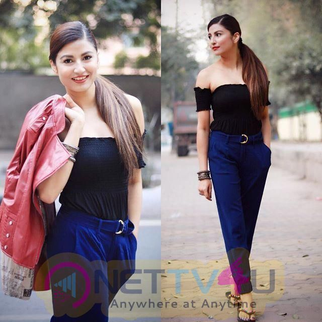 Model Priyanka Tyagi Images
