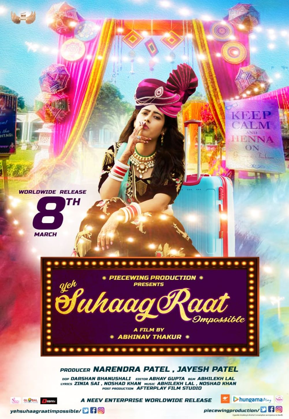 Yeh Suhaagraat Impossible Movie Review