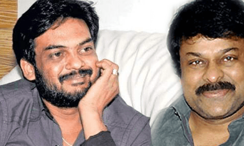 Puri Jagannadh Meeting With Chiranjeevi