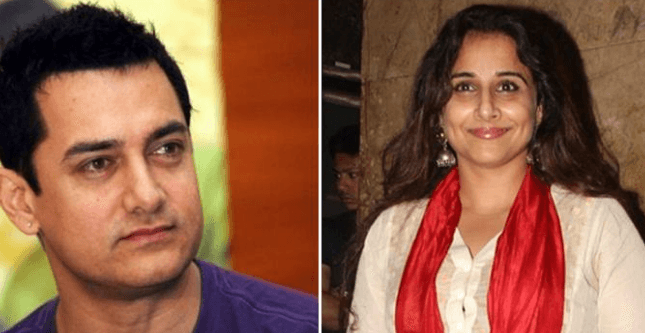 The Time When Aamir Khan Hurt Vidya Balan's Ego..