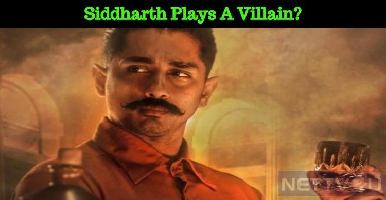 Is Siddharth A Villain In Kammara Sambhavam?