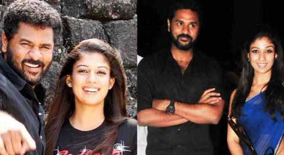 Nayantara To Team Up With Prabhu Deva For Upcoming Flick