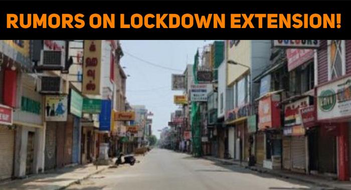 Rumors On Lockdown Extension!