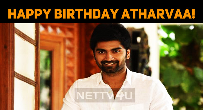 Happy Birthday, Dear Atharvaa!