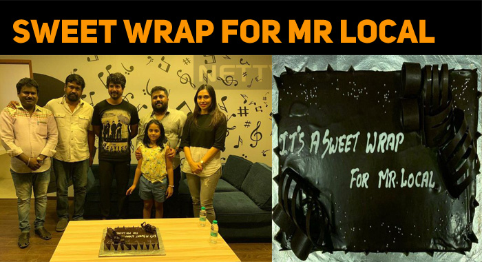 Mr Local Wrapped Up Completely!