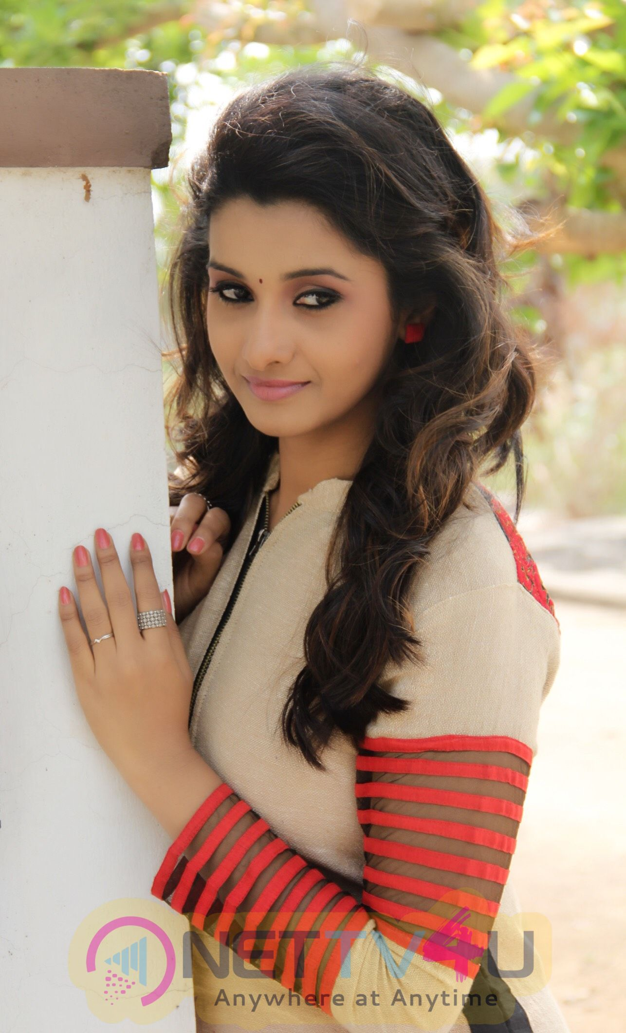 Actress Priya Bhavani Shankar Excellent Photoshoot Stills Tamil Gallery