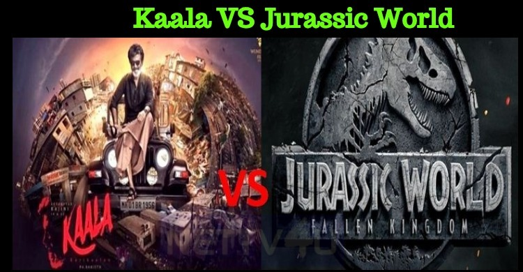 Which Will Make A Hit? Kaala Or Jurassic World?