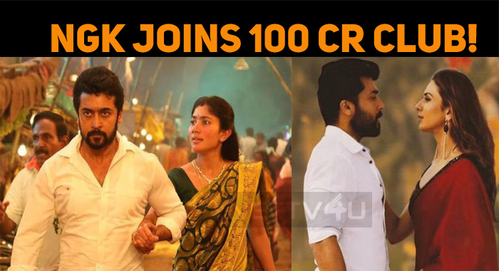 NGK Joins 100 Cr Club!