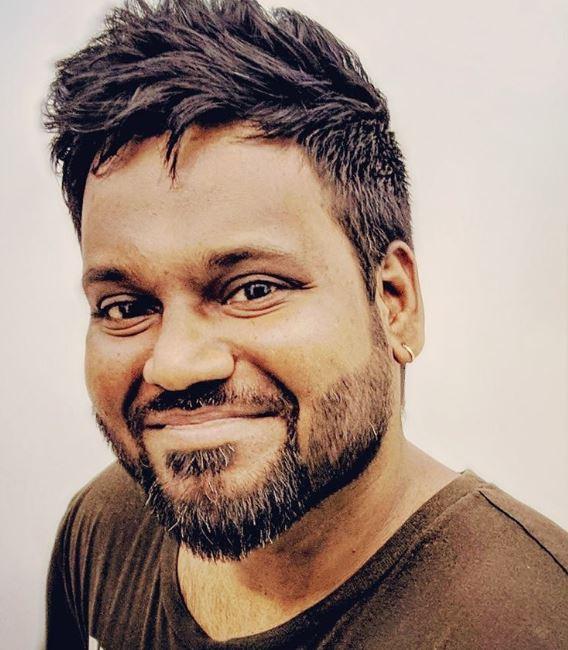 Simon K King Tamil Actor