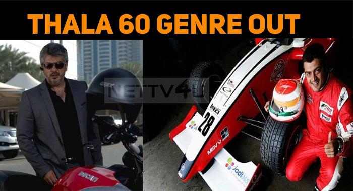 Thala 60 Genre And Villain Revealed!