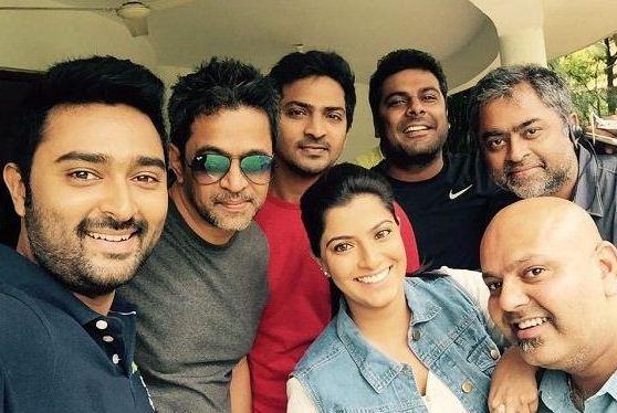 Arjun's Nibunan Certified As A! Nibunan Team Sent The Film Again To Revising Committee!
