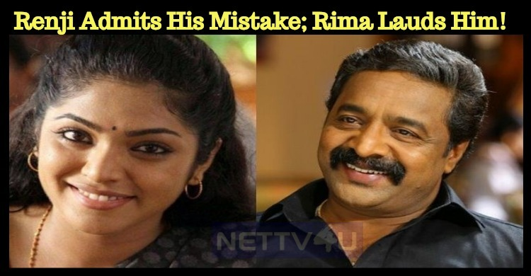 Renji Admits His Mistake; Rima Lauds Him!