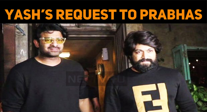 Why Did Yash Do This To Prabhas?