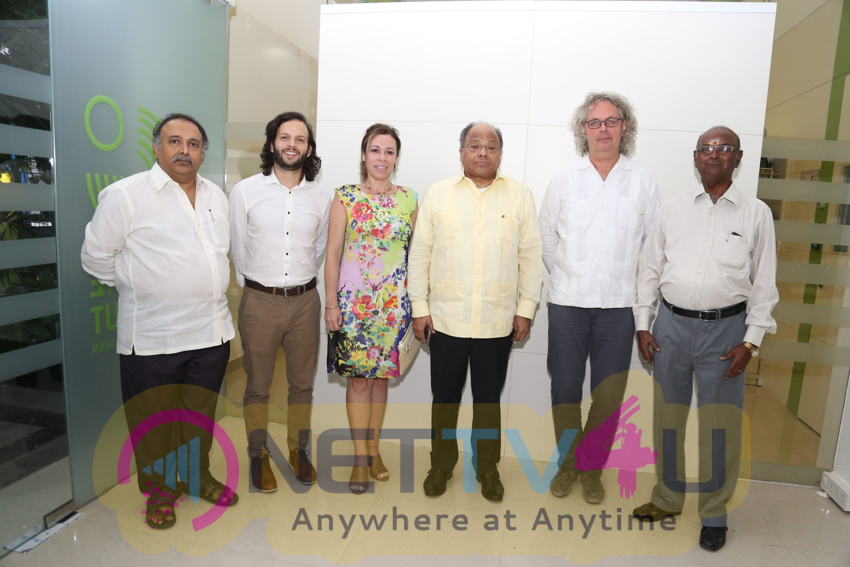 Venezuela Film Festival Inauguration Images