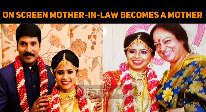 On-Screen Mother-In-Law Becomes A Mother To Jangiri Madhumitha!